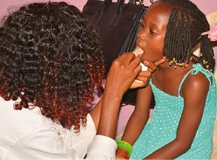 Gesundheitskampagne Zahnreinigung/Mundhygiene