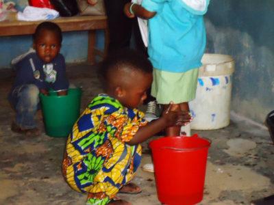"""Sensibilisierungkampagne """"richtig Hände waschen"""" – Warum? Wie und womit?"""