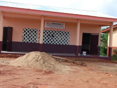 Wir bauen Schulklassen